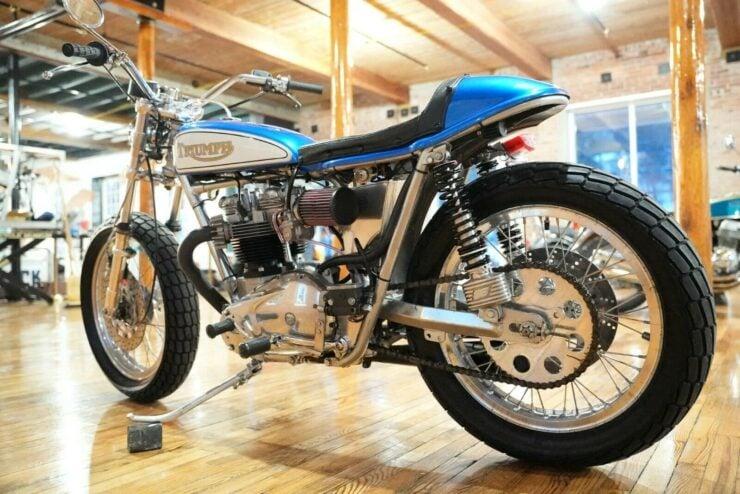 Triumph T120R 1