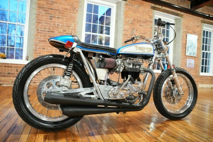 Triumph T120R 10