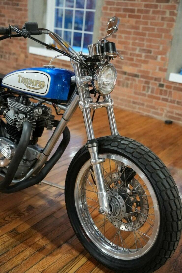 Triumph T120R 6