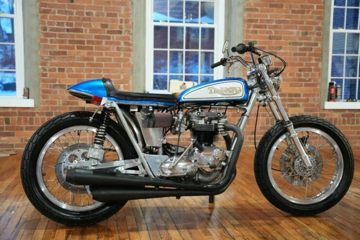 Triumph T120R 9