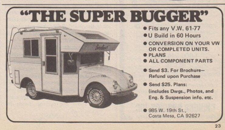 VW Super Bugger 15