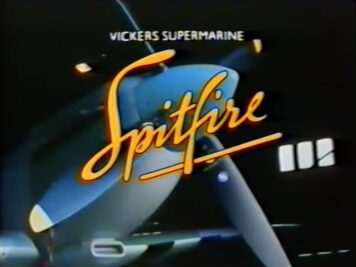 Vickers Supermarine Spitfire Collage Documentary