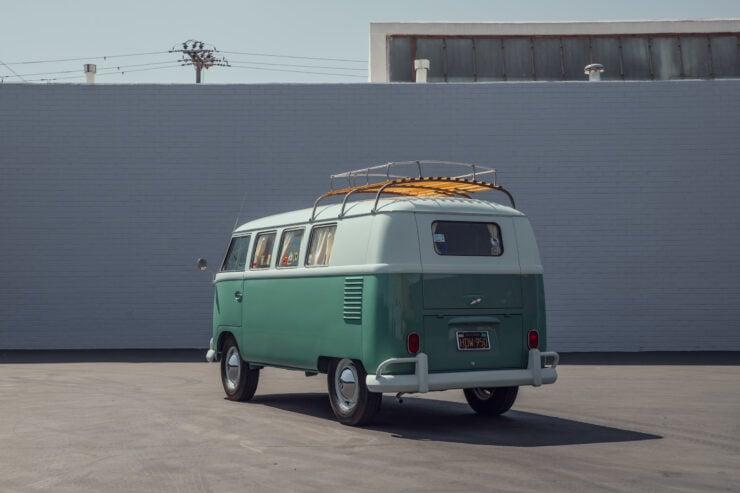 Volkswagen Type 2 Westfalia Camper 1
