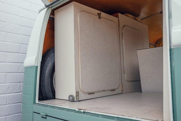 Volkswagen Type 2 Westfalia Camper 10