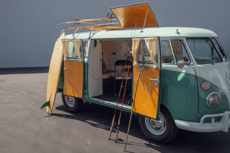 Volkswagen Type 2 Westfalia Camper 12