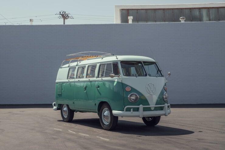 Volkswagen Type 2 Westfalia Camper 16