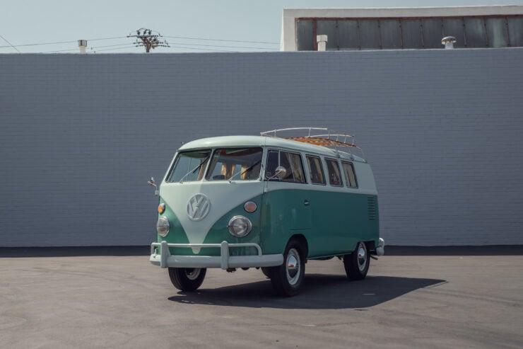 Volkswagen Type 2 Westfalia Camper 17