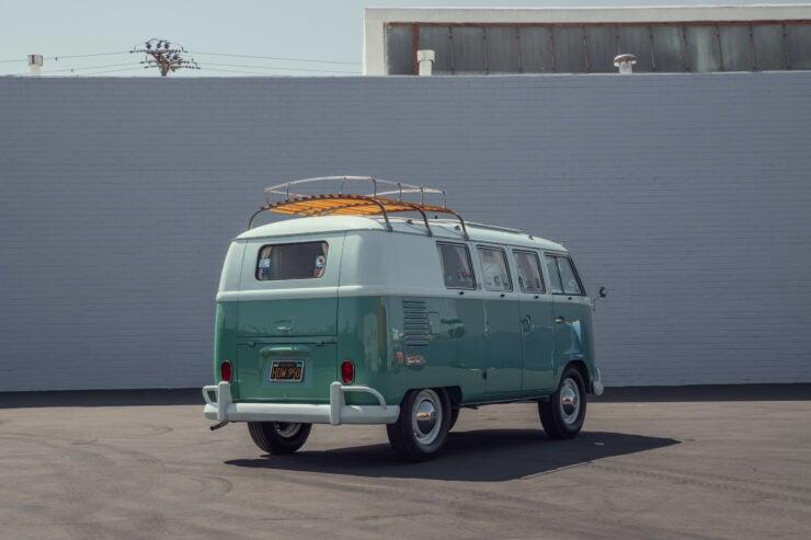 Volkswagen Type 2 Westfalia Camper 18