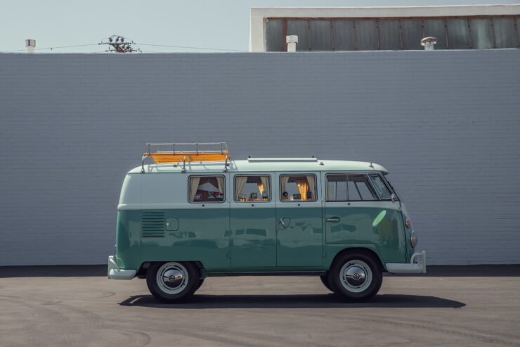 Volkswagen Type 2 Westfalia Camper 19