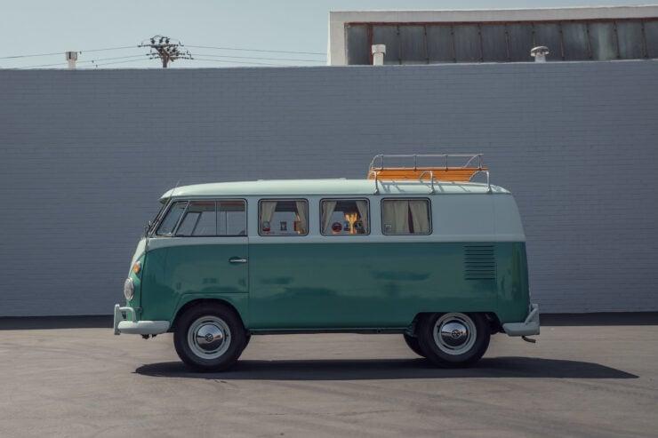 Volkswagen Type 2 Westfalia Camper 3