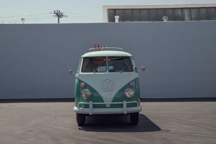 Volkswagen Type 2 Westfalia Camper 4