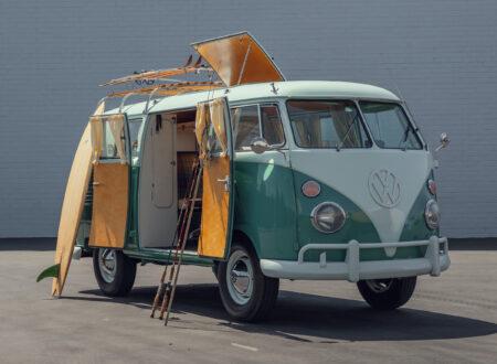 Volkswagen Type 2 Westfalia Camper