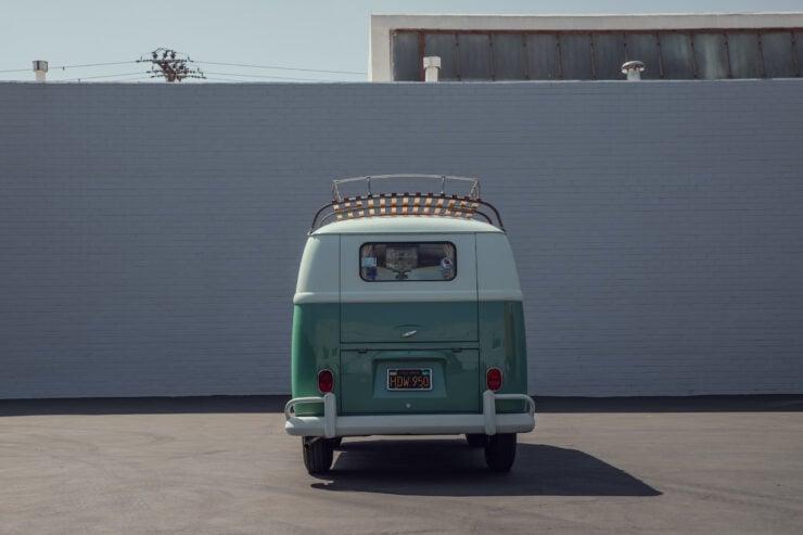 Volkswagen Type 2 Westfalia Camper 5