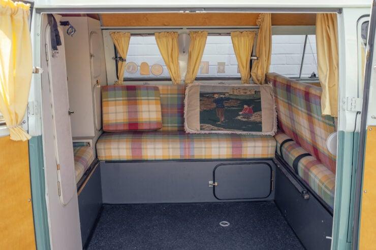 Volkswagen Type 2 Westfalia Camper 8