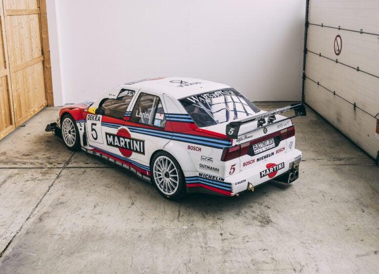 Alfa Romeo 155 TI Touring Car 1