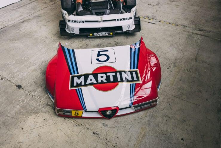 Alfa Romeo 155 TI Touring Car 10