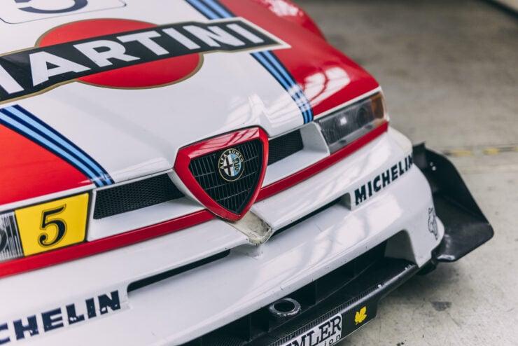 Alfa Romeo 155 TI Touring Car 11