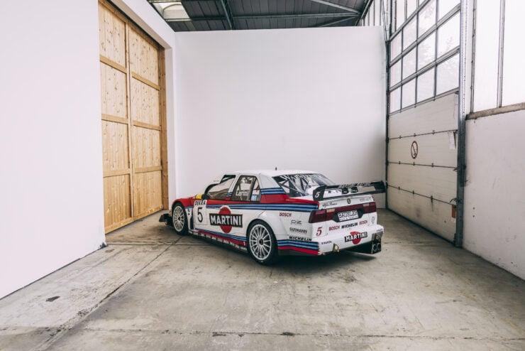 Alfa Romeo 155 TI Touring Car 15