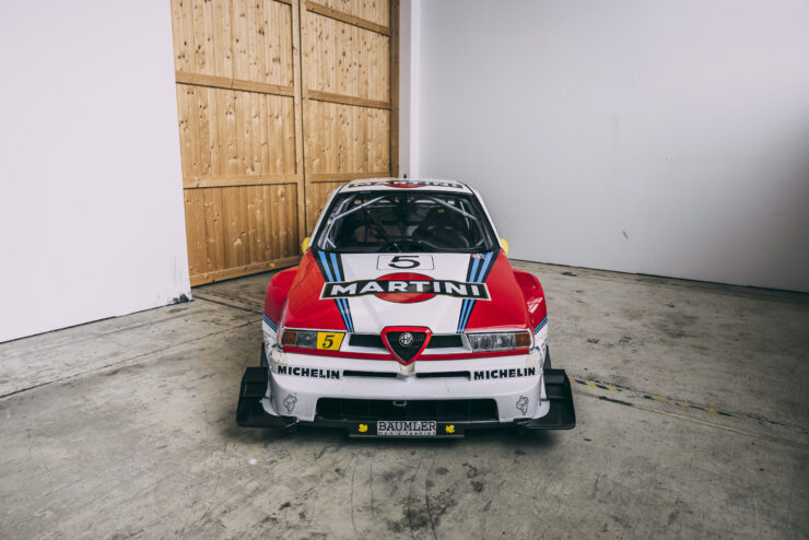 Alfa Romeo 155 TI Touring Car 16