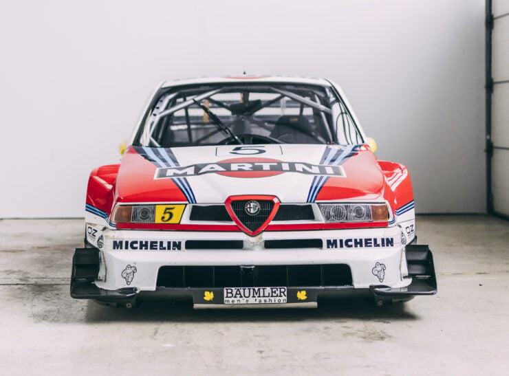 Alfa Romeo 155 TI Touring Car 5