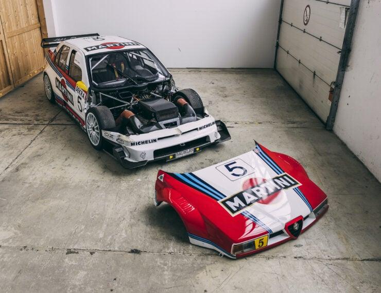 Alfa Romeo 155 TI Touring Car 7