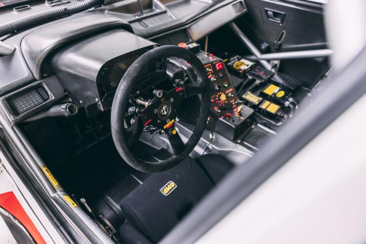 Alfa Romeo 155 TI Touring Car 8