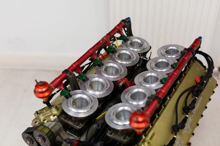 Alfa Romeo V10 V1035 Formula 1 Engine 1