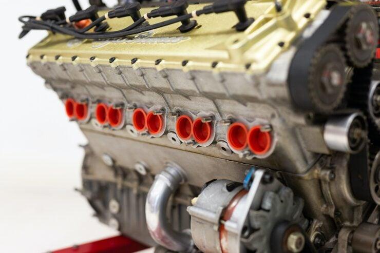 Alfa Romeo V10 V1035 Formula 1 Engine 3