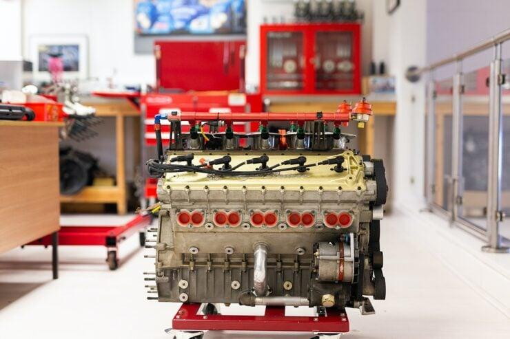 Alfa Romeo V10 V1035 Formula 1 Engine 7