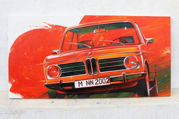 BMW 2002 Art