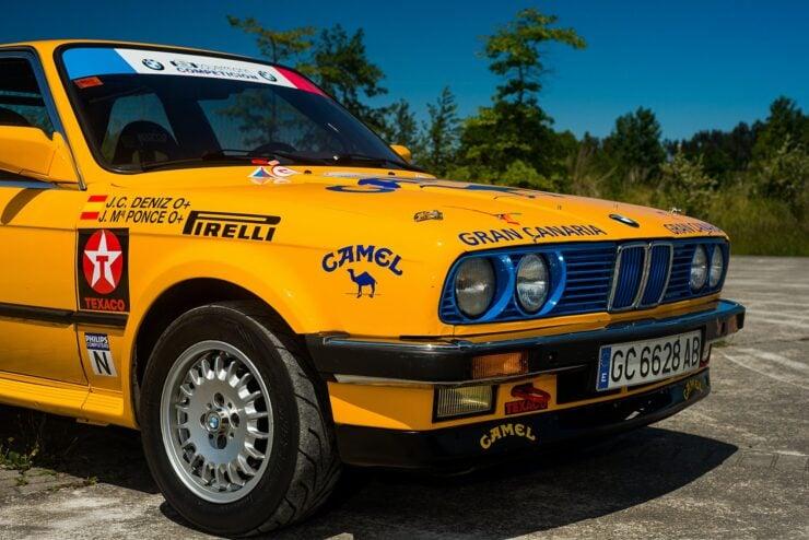 BMW 325IX 14