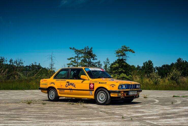 BMW 325IX 16