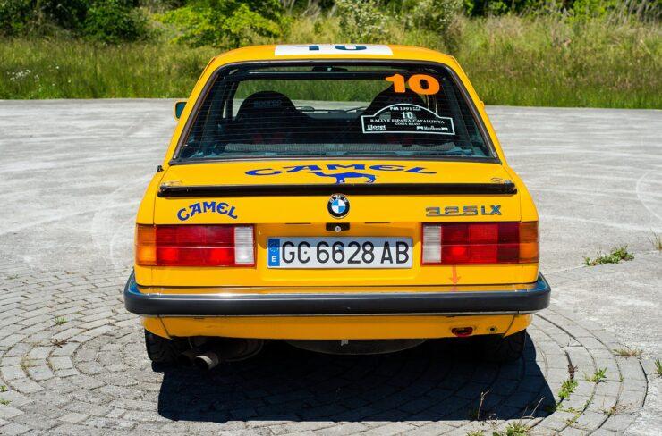 BMW 325IX 4