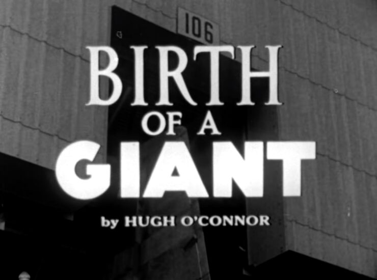 Birth Of A Giant