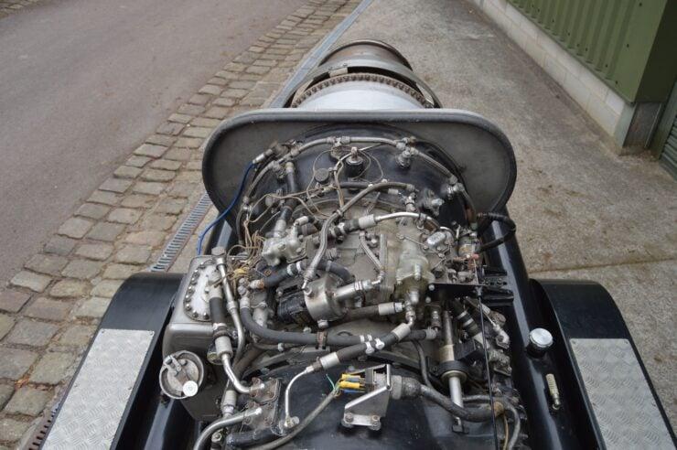 Bristol Siddeley Viper Turbojet Engine 2