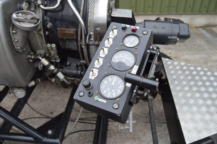 Bristol Siddeley Viper Turbojet Engine 4
