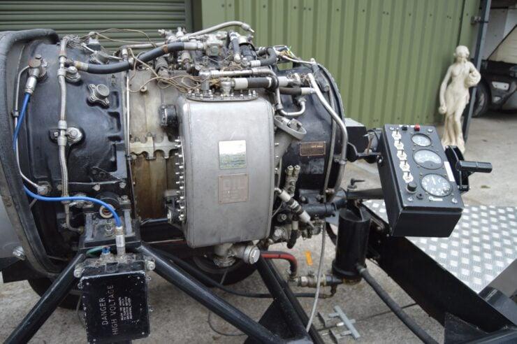 Bristol Siddeley Viper Turbojet Engine 5