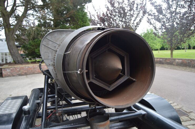 Bristol Siddeley Viper Turbojet Engine 6