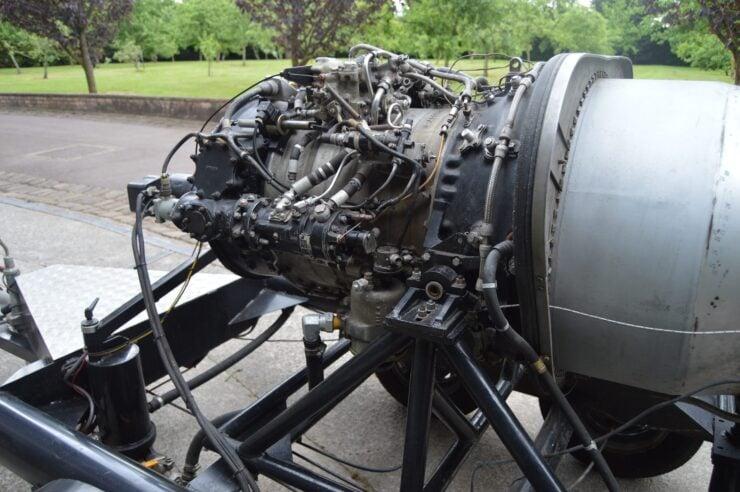 Bristol Siddeley Viper Turbojet Engine 7