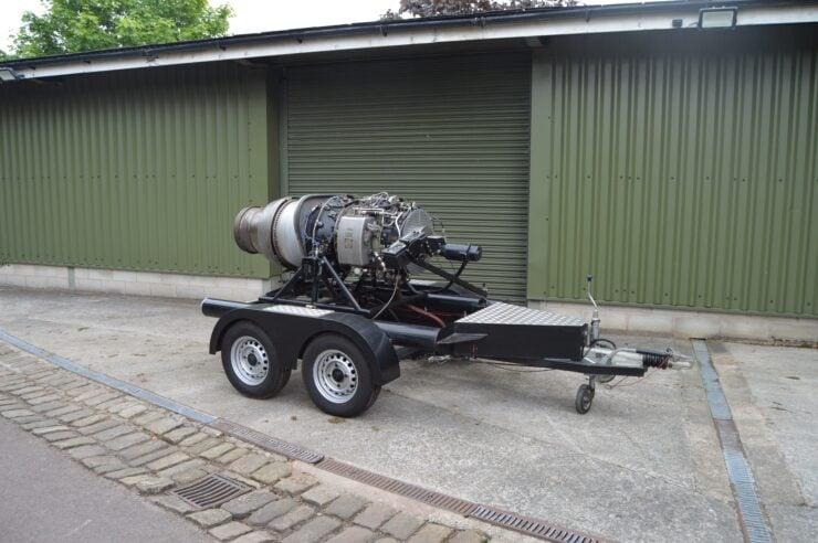 Bristol Siddeley Viper Turbojet Engine 9