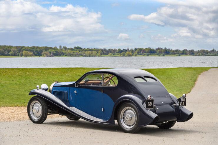 Bugatti Type 46 Superprofilée 1