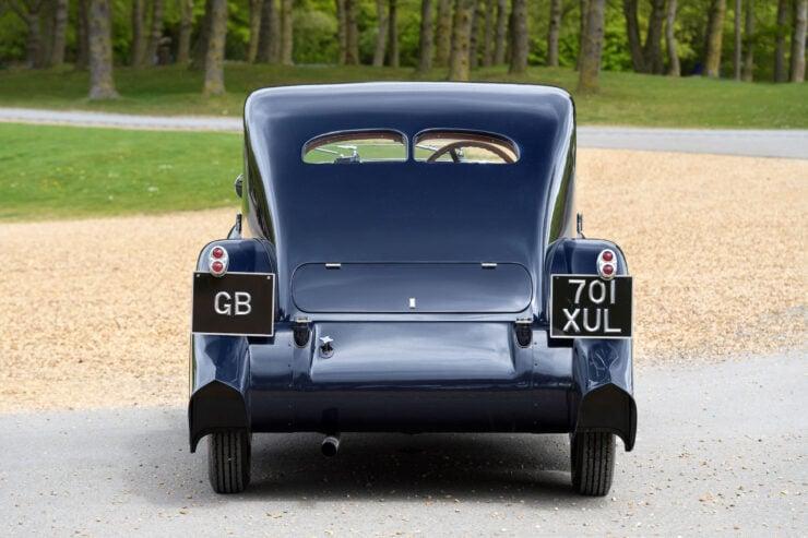 Bugatti Type 46 Superprofilée 6
