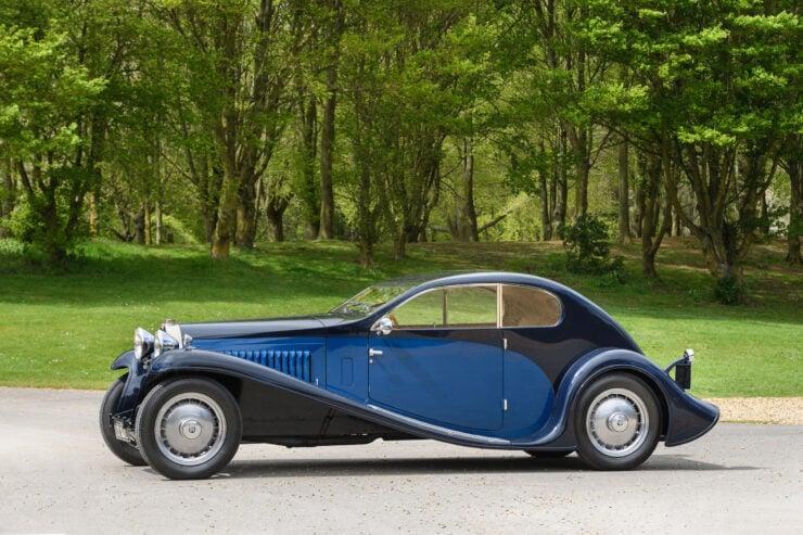 Bugatti Type 46 Superprofilée 7
