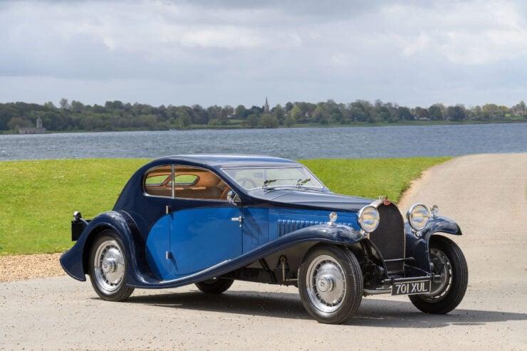 Bugatti Type 46 Superprofilée