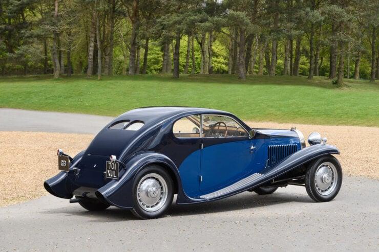 Bugatti Type 46 Superprofilée 9