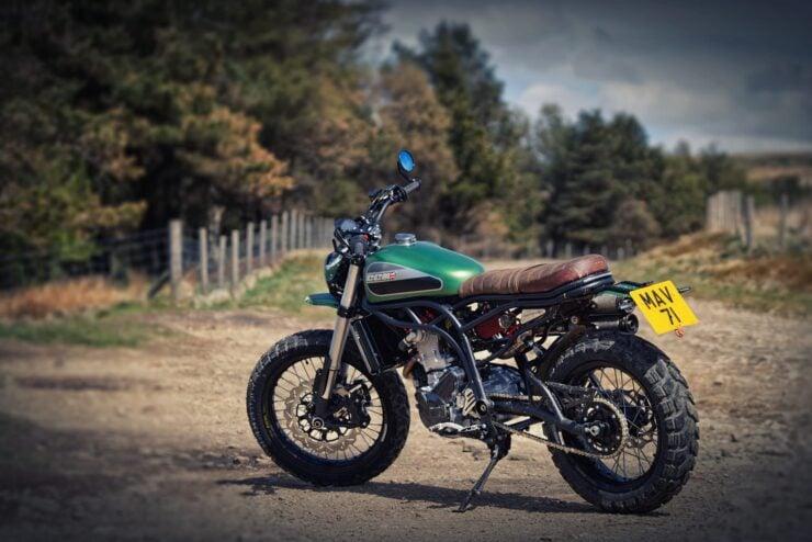 CCM Maverick Motorcycle 1