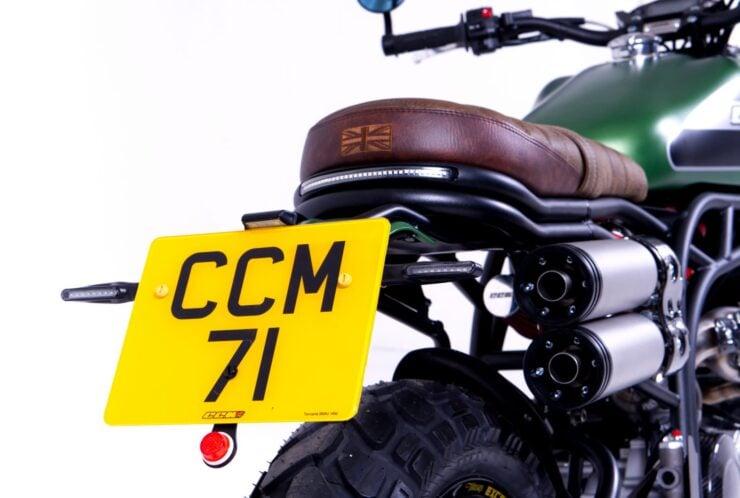 CCM Maverick Motorcycle 11