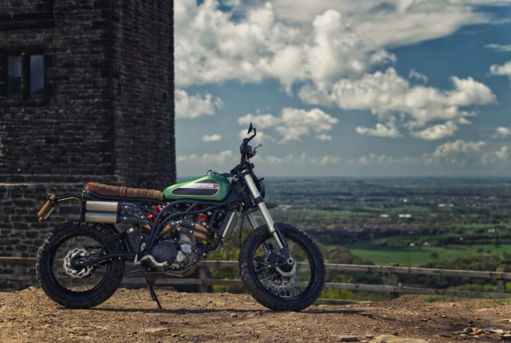 CCM Maverick Motorcycle 2