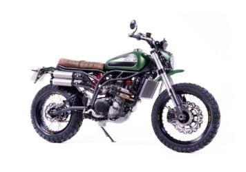 CCM Maverick Motorcycle