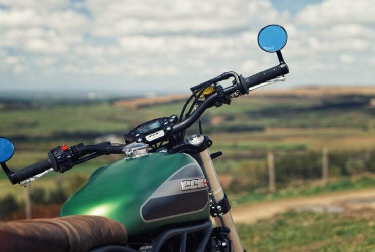 CCM Maverick Motorcycle 4